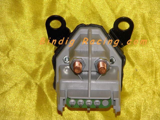 Chevy 6,2L Diesel Vorglührelais 4 Kontakte