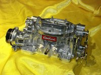 Vergaser Holley Edelbrock