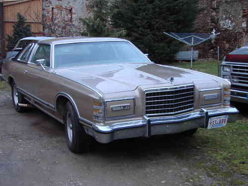 US Ford LTD Landau Coupe 1976 5,8 Liter V8