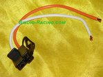 Lichtmaschine Stecker Ford 2 Kabel