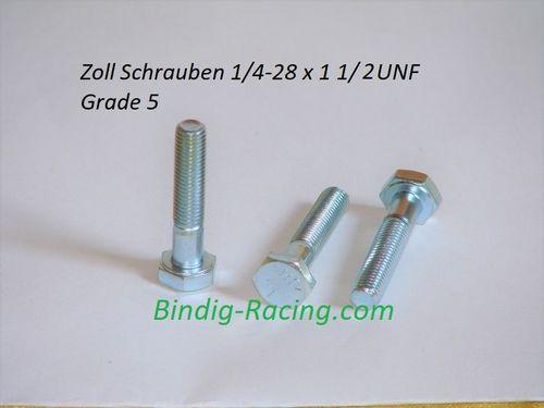 Zylinderschraube ISK 8-32 UNC x 1//4  A2 Edelstahl Socket Cap Screw  A2